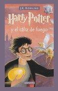 Harry Potter y el Caliz de Fuego 4 - J.K Rowling - Salamandra