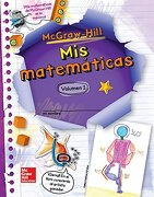 Mcgraw-Hill my Math, Grade 5, Spanish Student Edition, Volume 1 (Elementary Math Connects) - Mcgraw Hill Education - Glencoe Secondary