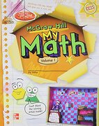 Mcgraw-Hill my Math, Grade 3, Student Edition, Volume 1 (Elementary Math Connects) (libro en Inglés) - Mcgraw-Hill Education - Glencoe Secondary