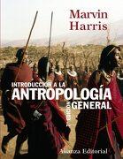 Introducción a la Antropología General - Marvin Harris - Alianza