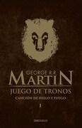 1. Juego de Tronos  Cancion de Hielo y Fuego - George R.R. Martin - Debolsillo
