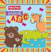 Fisher-Price Animal abc (3d Board Books) (libro en inglés) - Fisher-Price - Autumn Publishing Ltd