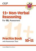 New 11+ gl Non-Verbal Reasoning Practice Book & Assessment Tests - Ages 10-11 (libro en inglés)