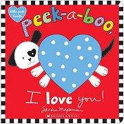 Peek-A-Boo, i Love You! (libro en inglés) - Sandra Magsamen - Cartwheel Books