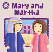 Mary and Martha (Candle Little Lambs) (libro en inglés)