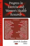 Progress in Exercise and Women's Health Research (libro en inglés) - janet p. (edt) coulter - Nova Science Publishers Inc