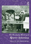The Routledge History of Queer America (Routledge Histories) (libro en inglés) -  - Routledge