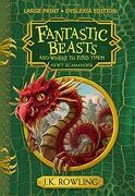 Fantastic Beasts and Where to Find Them: Hogwarts Library Book (libro en inglés)