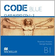 Code Blue b1 Class Audio cds (2) (libro en Inglés) (Audiolibro) - Stuart Cochrane - Macmillan Hellas A.E.