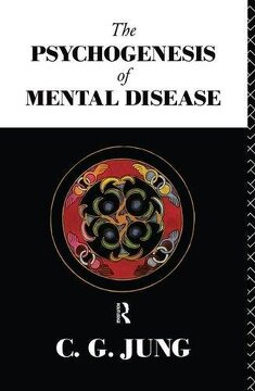 portada The Psychogenesis of Mental Disease (Collected Works of C. G. Jung) (Vol 3) (libro en inglés)