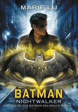 portada Batman: Nightwalker