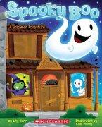 Spooky Boo! A Halloween Adventure (libro en Inglés) - Lily Karr - Cartwheel Books