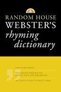 Random House Webster's Rhyming Dictionary (libro en Inglés) - Random House - Random House Usa Inc