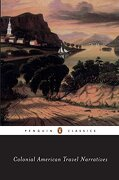 Colonial American Travel Narratives (Penguin Books for History: U. S. ) (libro en Inglés) - Various - Penguin Classics