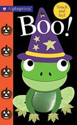 Alphaprints: Boo!  Touch and Feel (libro en Inglés) - Roger Priddy - Priddy Books