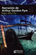 Narracion de Arthur Gordon pym - Allan Poe Edgar - Pluton Ediciones