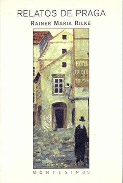 portada Relatos de Praga