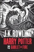 Harry Potter and the Goblet of Fire [Paperback] j k Rowling (libro en Inglés) - J. K. Rowling - Bloomsbury Childrens Books