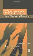 Violence: From Theory to Research (libro en Inglés) - Elsevier - Taylor & Francis