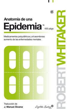 portada Anatomía de una Epidemia