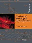 Principles of Metallurgical Thermodynamics (Universities Press-Iim Series in Metallurgy and Materials Science) (libro en inglés)