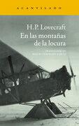 En las Montañas de la Locura - H. P. Lovecraft - Acantilado