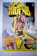 El Capitán Trueno, número 71: ¡Las catapultas!