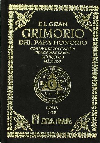 GRAN PAPA EL PDF DEL LIBRO HONORIO GRIMORIO