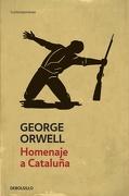 Homenaje a Cataluña - george orwell - debolsillo