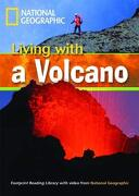 Living With a Volcano (libro en inglés) - National Geographic Society - Heinle