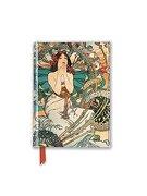 Mucha: Monaco Monte Carlo (Foiled Pocket Journal) (Flame Tree Pocket Books) (libro en inglés)