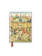 Bosch: The Garden of Earthly Delights (Foiled Pocket Journal) (Flame Tree Pocket Books) (libro en inglés)