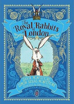 portada The Royal Rabbits of London (libro en inglés)