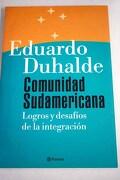 Comunidad sudamericana