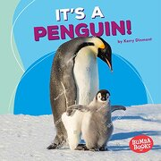 It's a Penguin! (Polar Animals: Bumba Books) (libro en inglés)