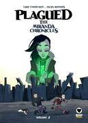 Plagued: The Miranda Chronicles Volume 2 (libro en inglés)