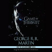 A Game of Thrones: A Song of ice and Fire: Book one (libro en Inglés) (Audiolibro) - George R. R. Martin - Random House Audio