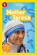 National Geographic Readers: Mother Teresa (L1) (National Geographic Readers, Level 1) (libro en Inglés) - National Geographic Kids - National Geographic Kids