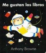 Me Gustan los Libros - Anthony Browne - Fondo de Cultura Económica