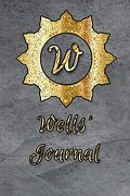 Wells' Journal (libro en inglés)