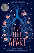 Five Feet Apart - Simon & Schuster (libro en inglés)