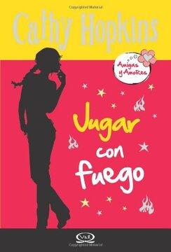portada Jugar con Fuego (libro en Inglés)