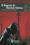 El Regreso de Sherlock Holmes - Conan Doyle Arthur - Pluton Ediciones