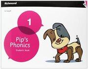 Pip's Phonics 1: Student's book (Libro en Inglés) - Gill Budgell - Richmond