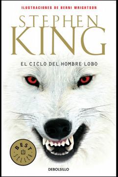 portada El Ciclo del Hombre Lobo