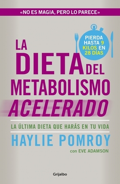 portada La Dieta del Metabolismo Acelerado