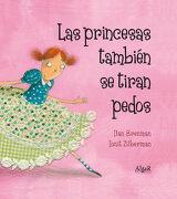 Las Princesas También se Tiran Pedos - Ilan Brenman - Algar Editorial
