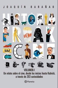 portada Historia Freak del Cine #1