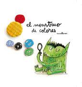 El Monstruo de Colores - Anna Llenas Serra - Flamboyant