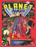 Planet Comics #1 (libro en inglés)